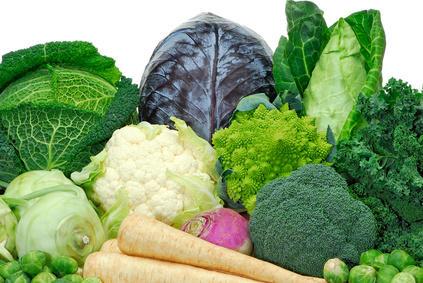 cruciferous vegetables 4