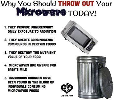 Microwave risks